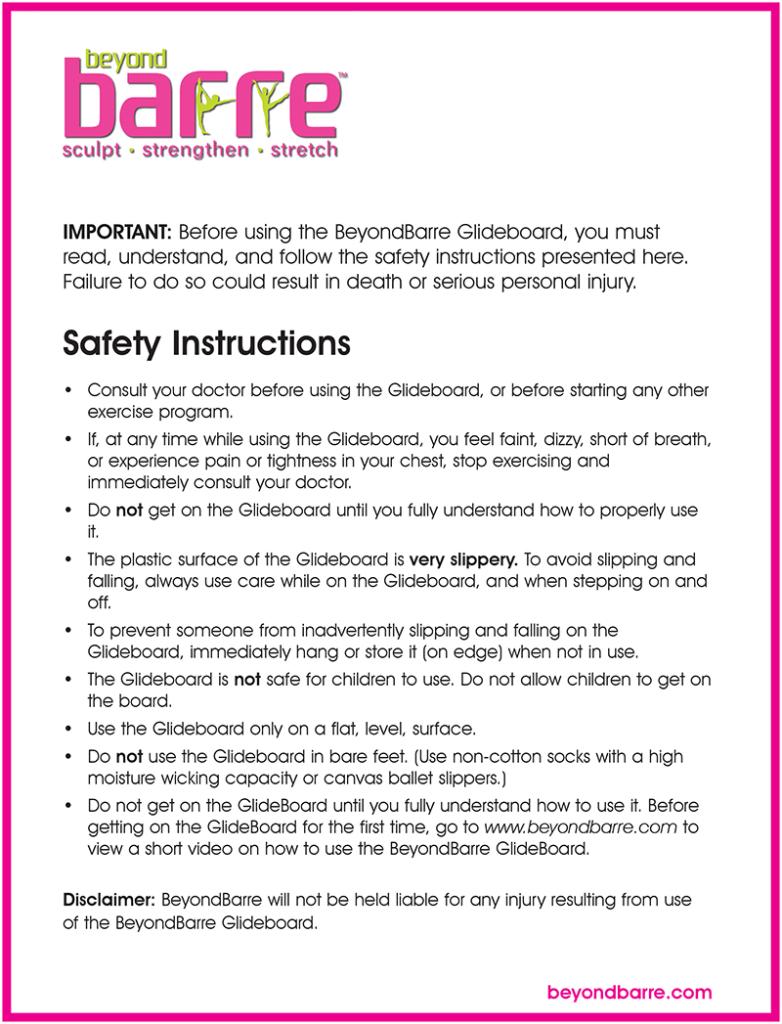 BB.GlideBoard.SafetySheet