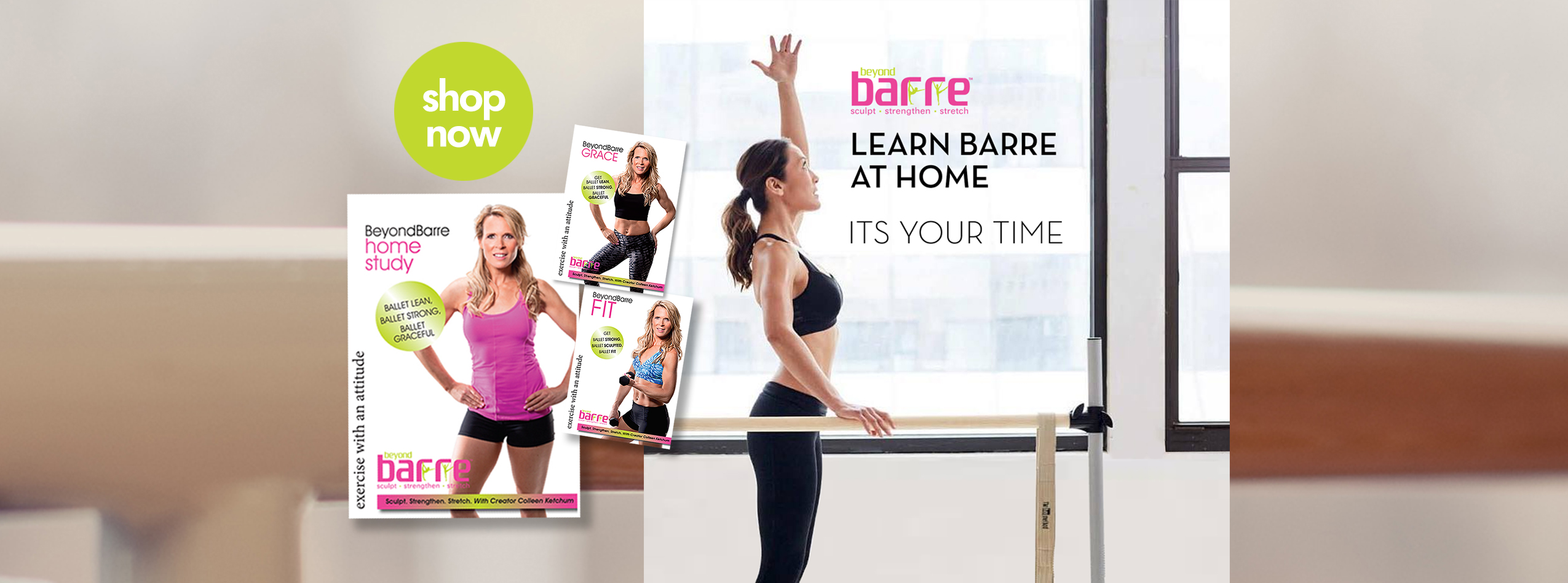 Beyondbarre A True Cardio Ballet Program